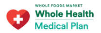 Whole Health - Medical Plan